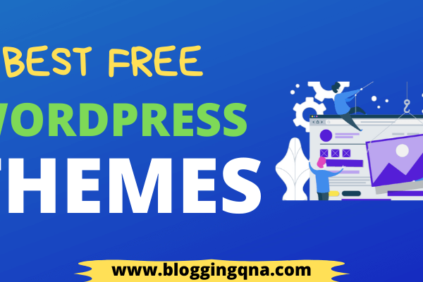 best free theme for WordPress