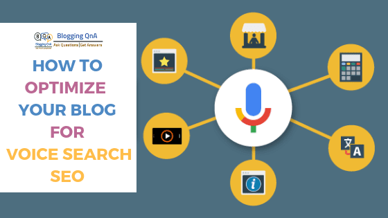 voice search engine optimisation