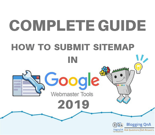 How To Submit Sitemap To Google 2019