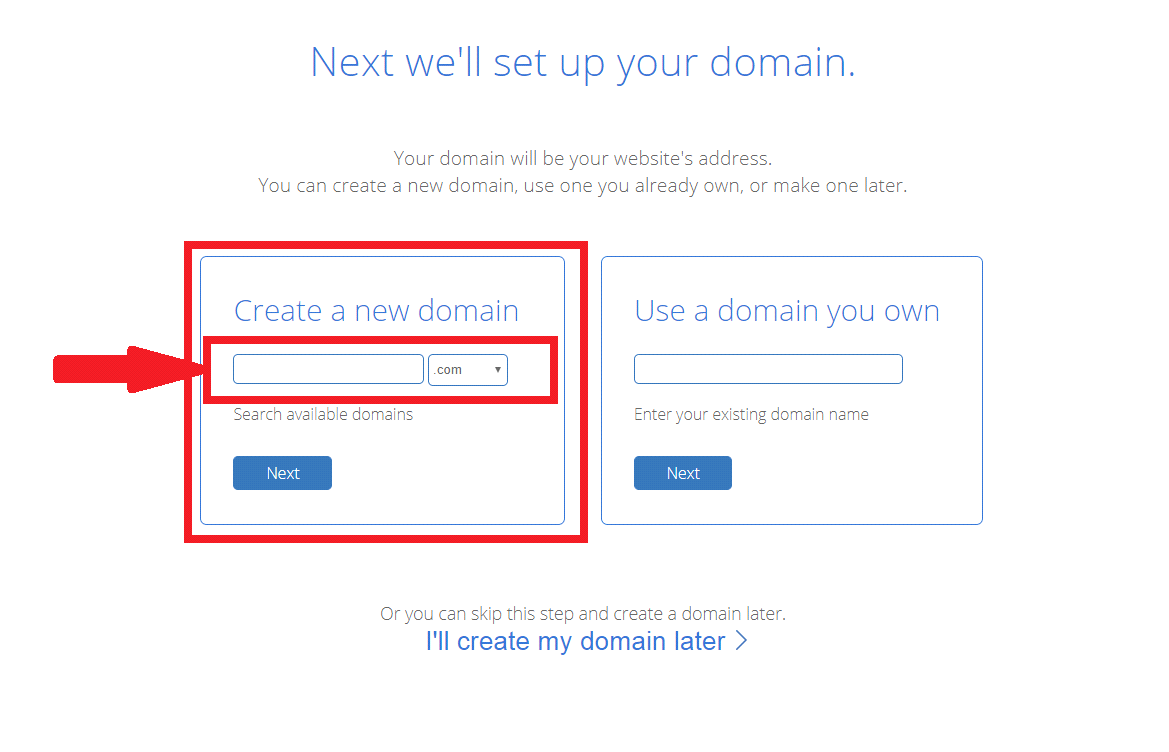 purchase-domain-from-bluehost