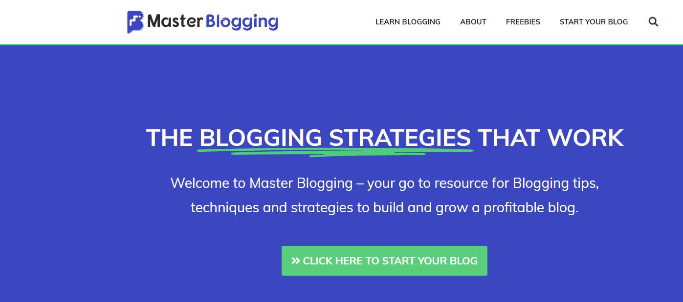 masterblogging
