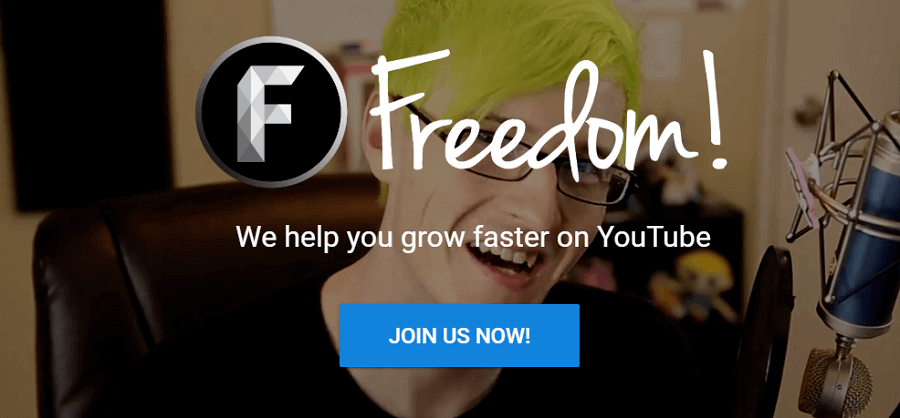 Freedom-adsense-alternatives-for-youtube
