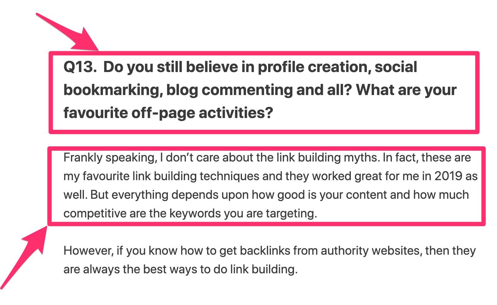 profile creation sites list proof