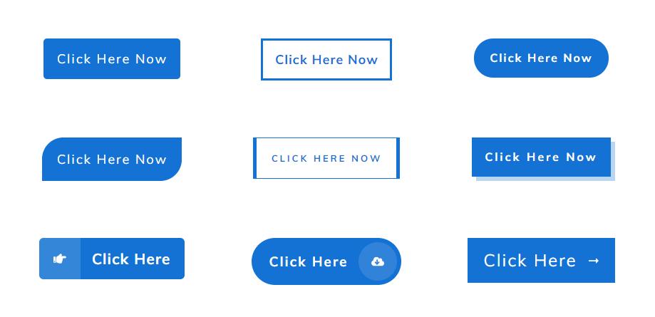 Stylish Button Set