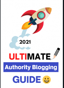 authority blogging guide