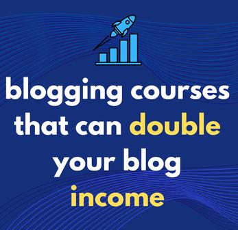 premium blogging course