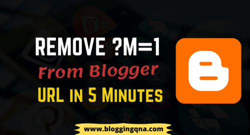remove ?m=1 from blogger