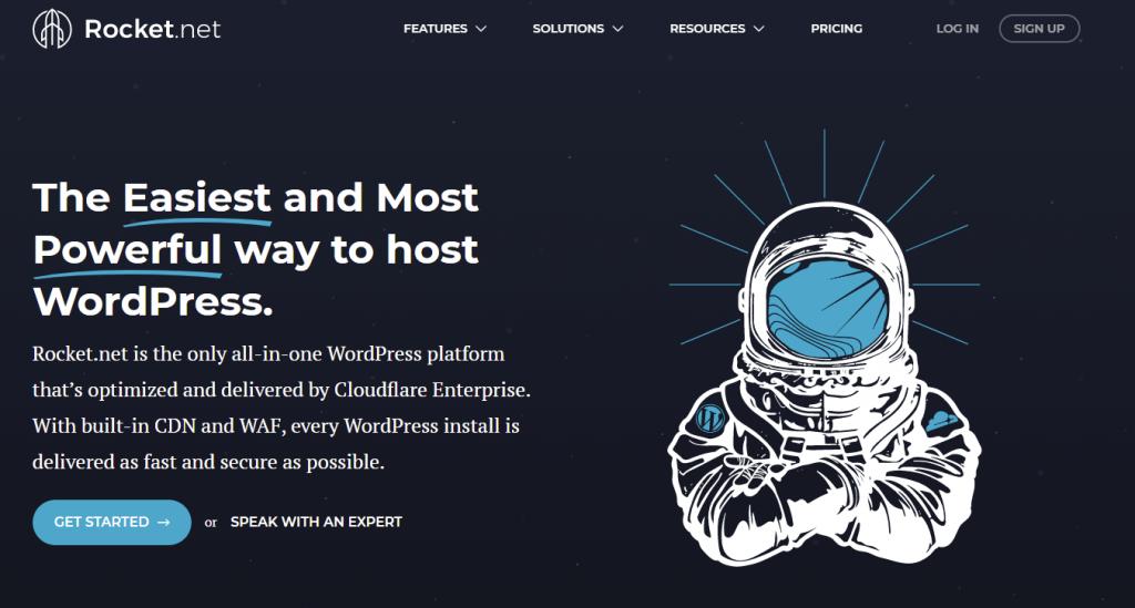 rocket.net hosting
